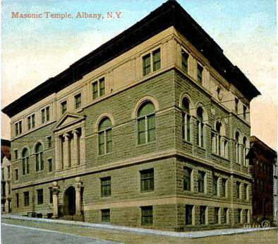 Albany Masonic Temple